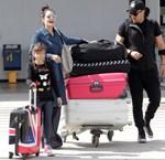 Paparazzi! Κορινθίου - Αϊβάζης: Απόδραση με την κορούλα τους στη Νέα Υόρκη!