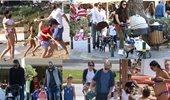 Σπανούλης - Χοψονίδου: 14 + 1 φωτογραφίες με τα παιδιά τους που αποδεικνύουν ότι είναι η πιο ευτυχισμένη οικογένεια!