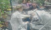 Paparazzi!  Tζίμα - Σακελλαρίδης: Δείτε το ζευγάρι για πρώτη φορά με την οκτώ μηνών κορούλα του