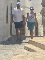 Τζένη Μπαλατσινού - Βασίλης Κικίλιας: Δείτε που συναντήθηκαν για πρώτη φορά, πριν τις κοινές διακοπές στην Πάτμο!