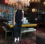 Τατιάνα Στεφανίδου: Δεκαπενταύγουστος στη Νέα Υόρκη