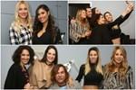Που συναντήθηκαν οι διάσημες κυρίες της ελληνικής showbiz;