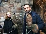 Celebrity Travel: Ταξίδι στο Εδιμβούργο με την Εβελίνα Παπούλια!
