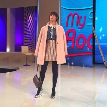 My Style Rocks: Ήμασταν στο ίδιο καμαρίνι με την Ραμόνα, αλλά αποφάσισα να φύγω