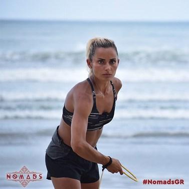 Nomads: Η Βασιλική Μιλλούση αποχώρησε από το παιχνίδι με 7.500 ευρώ!