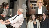 Το Μαυροπούλι: Διάσημες παρουσίες στην επίσημη πρεμιέρα της θεατρικής παράστασης του Γιώργου Κιμούλη