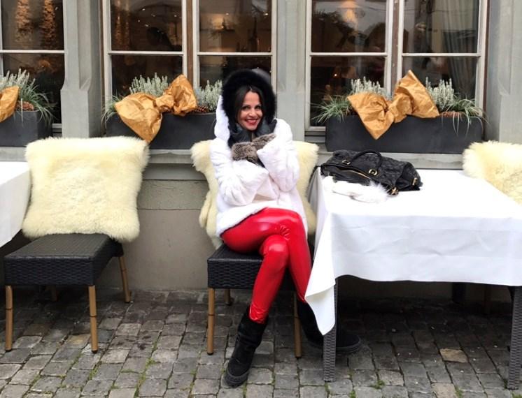 """Χριστούγεννα στην Ελβετία και το """"Ναι"""" που μου άλλαξε τη ζωή... - Από τη Σόφη Πασχάλη"""