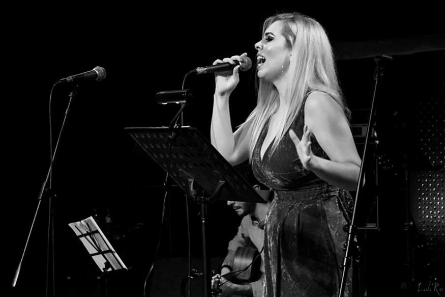 Η Ζαχαρούλα Κληματσάκη live στην Ρότα!