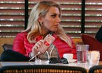 Κωνσταντίνα Σπυροπούλου: Για καφέ στη Γλυφάδα με καλή παρέα