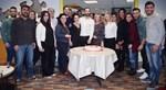Νίκος Κοκλώνης: Πλήθος εκπροσώπων του καλλιτεχνικού χώρου στην κοπή της πίτας της εταιρίας του