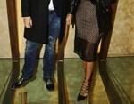 Το ζευγάρι της ελληνικής showbiz έκανε την πρώτη δημόσια εμφάνιση μετά τον ερχομό του παιδιού του