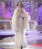 Ραμόνα Βλαντή: Μετά τη νίκη της στο My Style Rocks έκανε πασαρέλα ντυμένη... νύφη!
