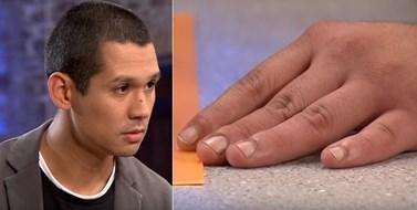 Έξαλλος με διαγωνιζόμενο στο MasterChef ο Σωτήρης Κοντιζάς: Με αυτά τα νύχια… Κοίτα τα δάχτυλά σου