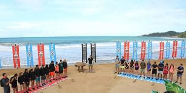 Survivor-Πρεμιέρα! Οι πρώτες στιγμές των παικτών  στην παραλία