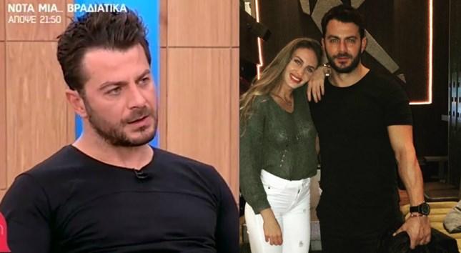 Ο Γιώργος Αγγελόπουλος απαντά για τη σχέση του με την Κατερίνα Δαλάκα: Είναι τελικά ζευγάρι;