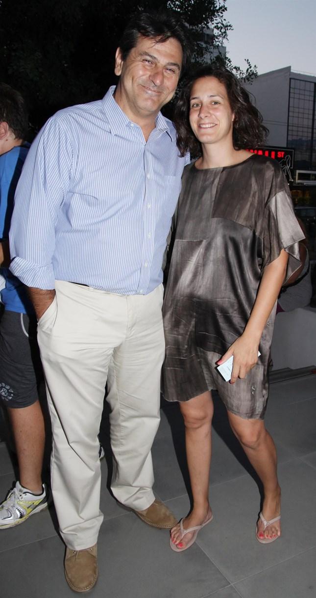 Κώστας Αποστολίδης: Η συγκινητική εξομολόγηση για τη σύζυγό του