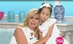 Φινάλε για την Ζήνα Κουτσελίνη: Αποχαιρέτησε τους τηλεθεατές μαζί με την κόρη της!
