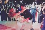 Το παθιασμένο αργεντίνικο τάνγκο που χόρεψαν Ρουβάς-Ζυγούλη στον party του γάμου τους!