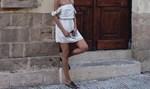 Η Ελληνίδα παρουσιάστρια κάνει την τελευταία πρόβα νυφικού και μας το δείχνει με ένα boomerang!