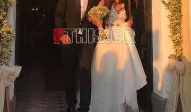 Νέος γάμος! Το ζευγάρι της ελληνικής showbiz ανέβηκε τα σκαλιά της εκκλησίας