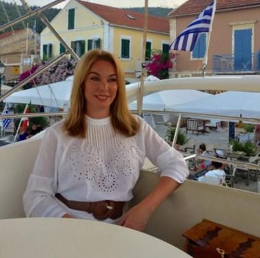 Οι διακοπές για την Τατιάνα Στεφανίδου συνεχίζονται! Δείτε τη νέα φωτογραφία της παρουσιάστριας