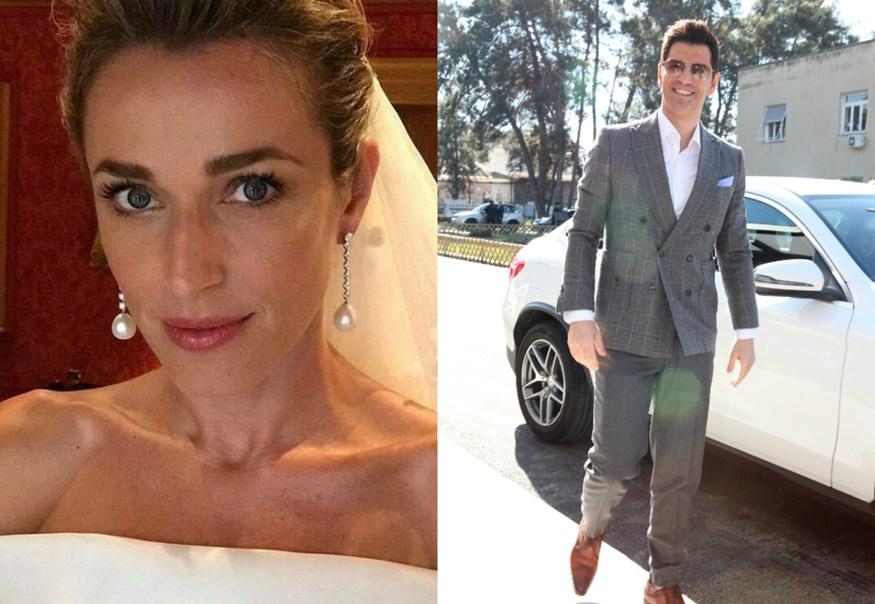 Σάκης Ρουβάς – Κάτια Ζυγούλη: Λαμπερές παρουσίες στον γάμο τους – Οι πρώτες φωτογραφίες των καλεσμένων