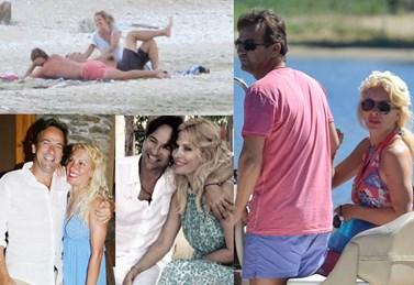 Τα καλοκαίρια της Ελένης Μενεγάκη στην Άνδρο: 19 + 1 φωτογραφίες που δεν θα ξεχάσουμε…