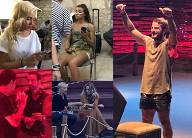 Αποκλειστικό! Τα απίστευτα backstage στιγμιότυπα που δεν έδειξαν οι κάμερες στον τελικό του Survivor!