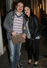 Σταύρος Νικολαϊδης: Μας δείχνει για πρώτη φορά τον 25 ημερών γιο του!