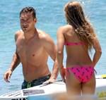 Paparazzi! Francesco Totti: Διακοπές στη Μύκονο με την οικογένειά του!