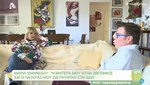Η Μαρία Ιωαννίδου μας ξεναγεί στο σπίτι της και μιλάει για την ηλικία της