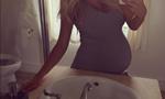 Η εγκυμοσύνη δεν είναι εύκολη υπόθεση - Η εξομολόγηση διάσημης μανούλας και η selfie πριν τον τοκετό!
