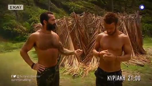 Survivor: Το trailer για το επεισόδιο της Κυριακής μόλις κυκλοφόρησε! – Παγωμένες σχέσεις ανάμεσα σε Διάσημους και Μαχητές