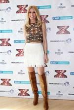 Ευαγγελία Αραβανή: Δείτε τα κάνει στα backstage των γυρισμάτων για το X-Factor2