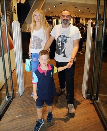 Γρηγόρης Γκουντάρας: Ο γιος του, Οδυσσέας, κάνει τα πρώτα του βήματα στο modeling!