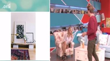 10 υπέροχες ιδέες διακόσμησης για το σπίτι σας από τον Σπύρο Σούλη