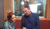 Η Μελίνα Ασλανίδου συνεργάζεται με τον Γιώργο Νταλάρα