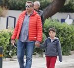 Paparazzi! Γιώργος Λιάγκας: Βόλτες στη Βουλιαγμένη με τον γιο του, Γιάννη!