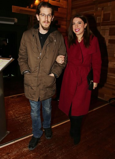 Full in love! Νέα βραδινή έξοδος για το ζευγάρι της ελληνικής showbiz