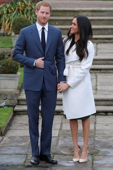 Έκτακτη ανακοίνωση για τον γάμο του πρίγκιπα Harry και της Meghan Markle!