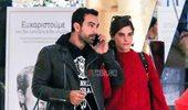 Paparazzi! Σάκης Τανιμανίδης - Χριστίνα Μπόμπα: Έξοδος για αγορές μετά τα δημοσιεύματα ότι θα γίνουν γονείς!