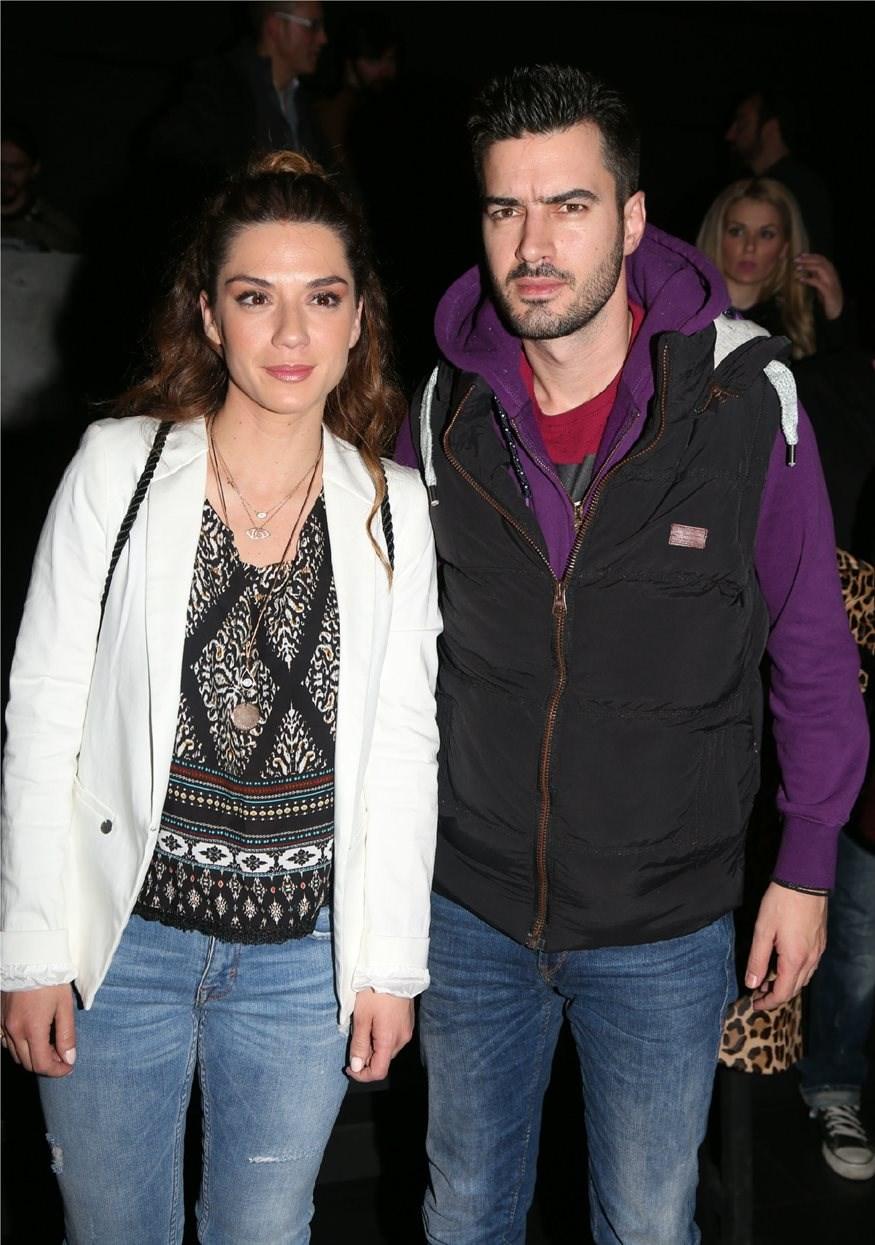 Γιάννης Τσιμιτσέλης  - Βάσω Λασκαράκη: Αφιέρωσαν την Κυριακή τους στην κόρη τους, Εύα!