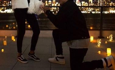 Της έκανε πρόταση γάμου στην Αμερική και το αποκάλυψε μέσω Instagram