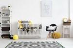 Ένα βρεφικό δωμάτιο γεμάτο ζεστασιά και… αμέτρητα ερεθίσματα. Όλα όσα χρειάζεται το μωρό μας!