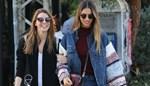 Paparazzi: Η Άννα Πρέλεβιτς φόρεσε το πιο εντυπωσιακό jean jacket στη νέα της έξοδο