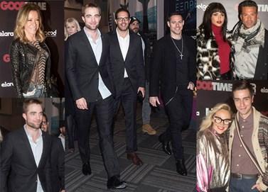 Robert Pattinson: Ποιους είδαμε στην πρεμιέρα της νέας του ταινίας στην Αθήνα!