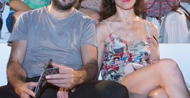 Σπάνια επίσημη εμφάνιση για το ζευγάρι της ελληνικής showbiz!