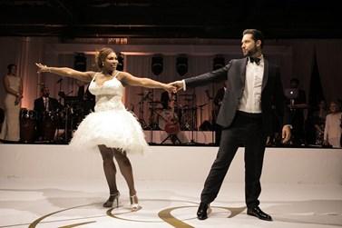 Δείτε φωτογραφίες από τον παραμυθένιο γάμο της Serena Williams