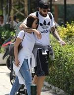 Γιώργος Πρίντεζης: Η τρυφερή φωτογραφία της συζύγου του με τη δύο μηνών κορούλα τους!