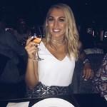Η Κωνσταντίνα Σπυροπούλου μας δείχνει το γεύμα που απόλαυσε το βράδυ της Κυριακής
